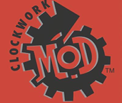 Clockwork recovery mod